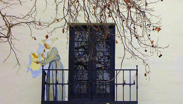 Greg Brown, poeta visual