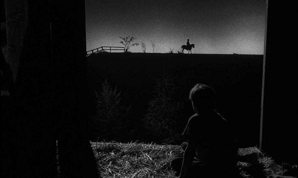 La noche del cazador dirigida por Charles Laughton, 1955