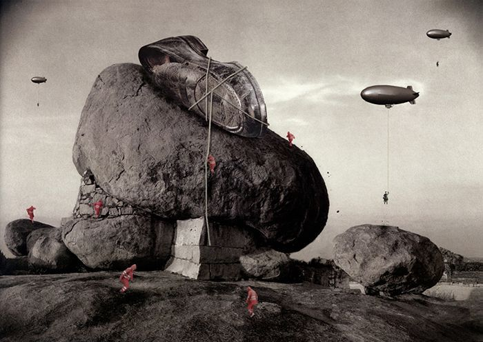 Alfonso Brezmes, poeta visual