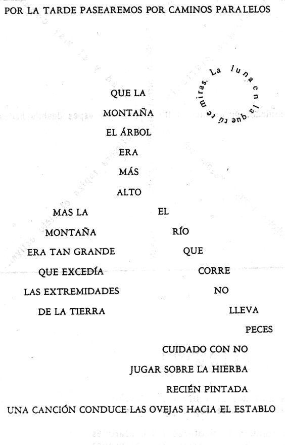 Adriano del Valle, poeta visual