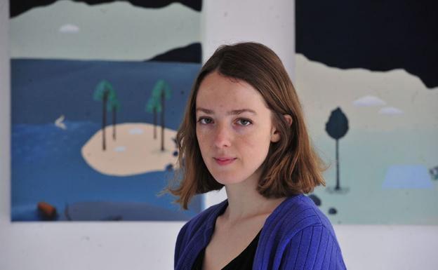 Alejandra Freymann, poeta visual