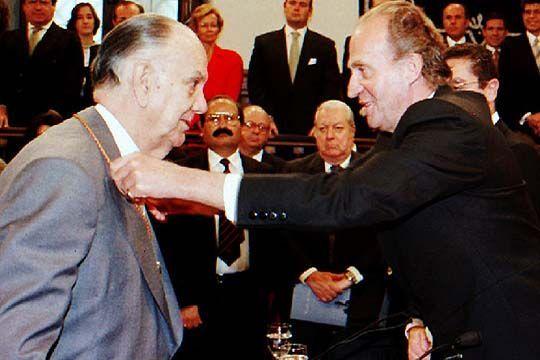 Discurso de Camilo José Cela al recoger el Premio Cervantes de 1995