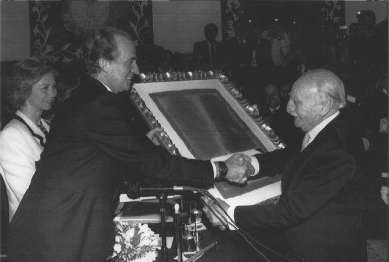 Discurso de Francisco Ayala al recibir el premio Príncipe de Asturias de 1998