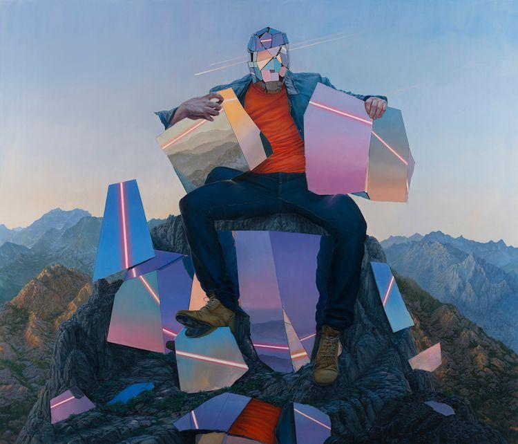 Jean-Pierre Roy, poeta visual