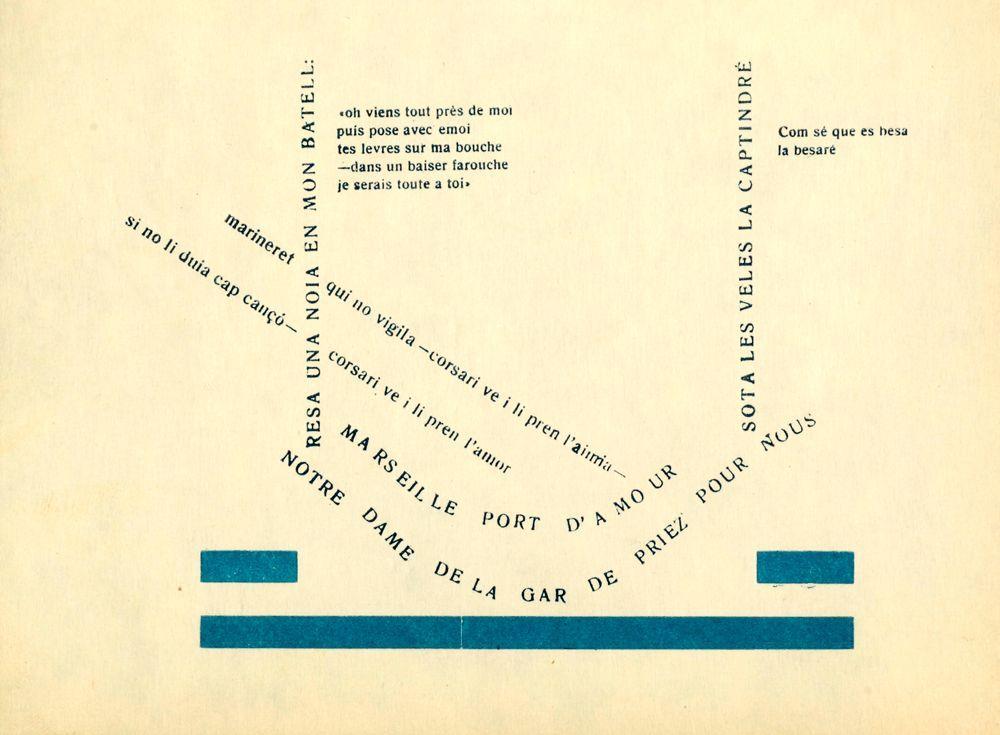 Joan Salvat-Papasseit, poeta visual