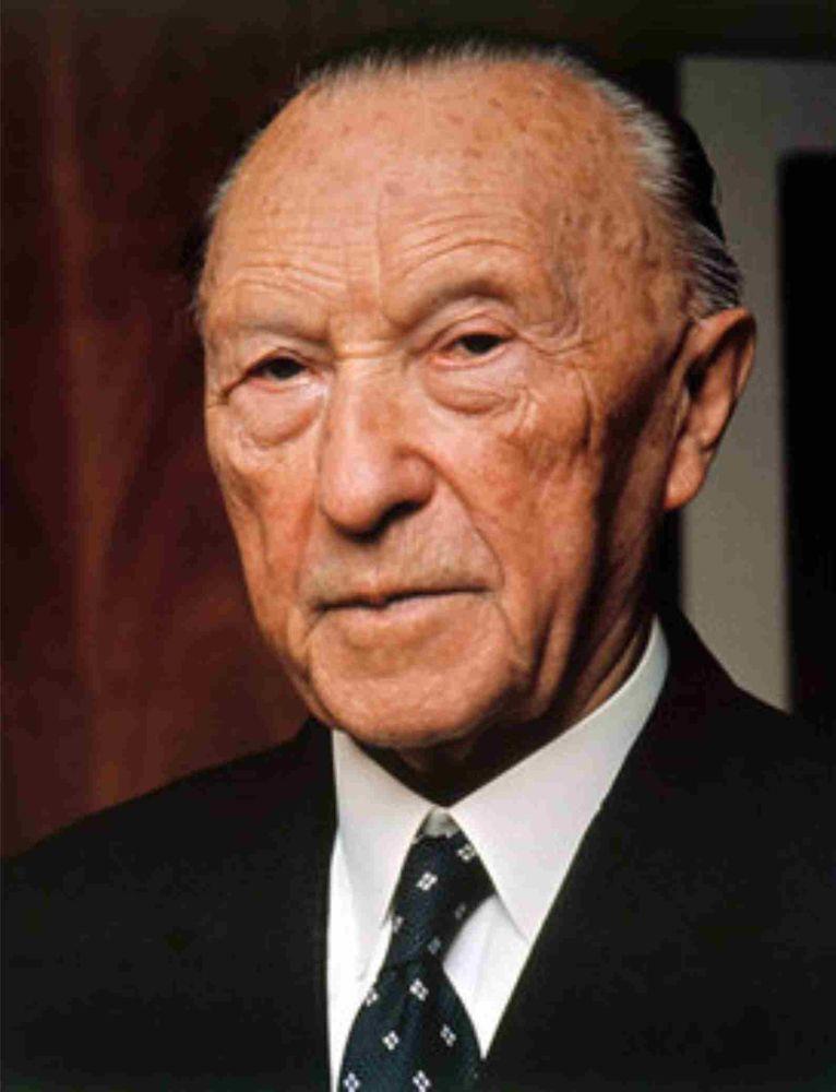 Discursos de Konrad Adenauer