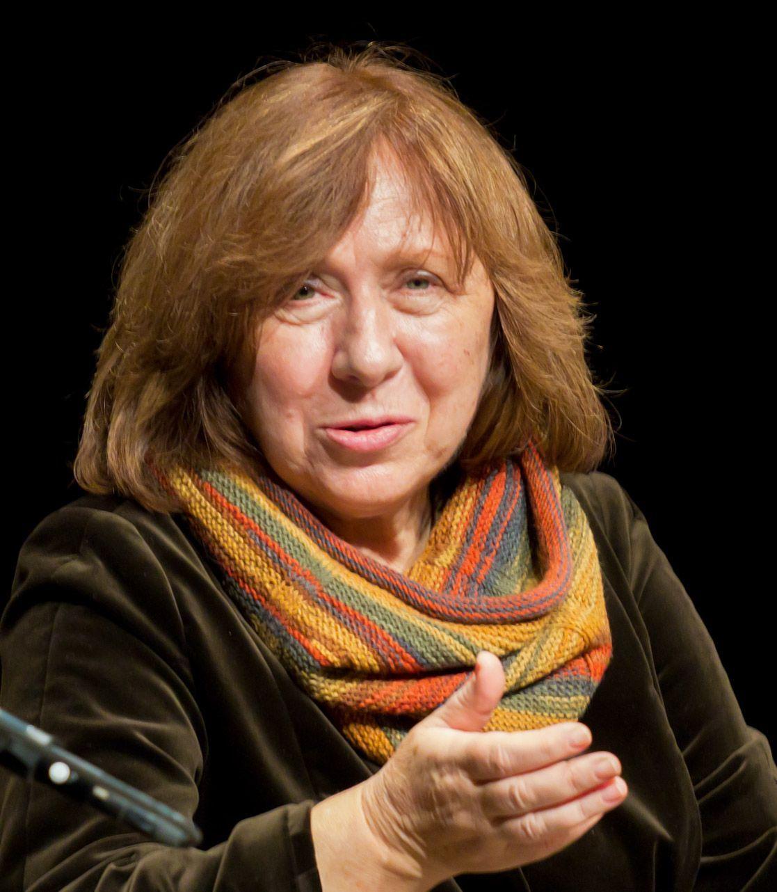 Discursos de Svetlana Aleksiévich