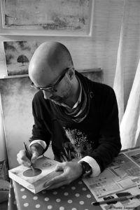 Antoine Josse, poeta visual
