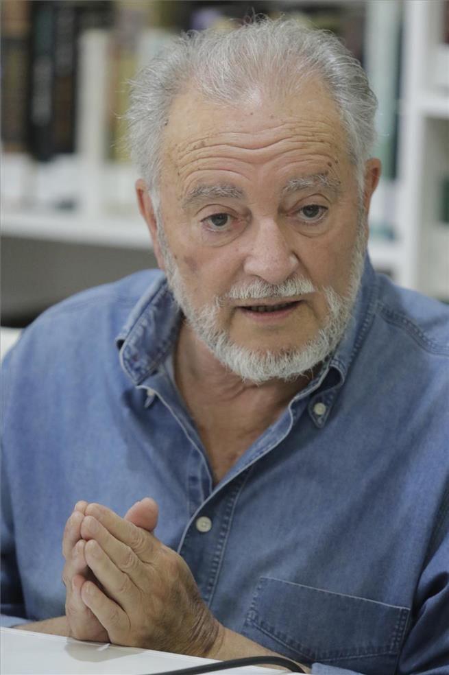 José Antonio Garcia-Trevijano, Francisco Ayala, Julio Anguita