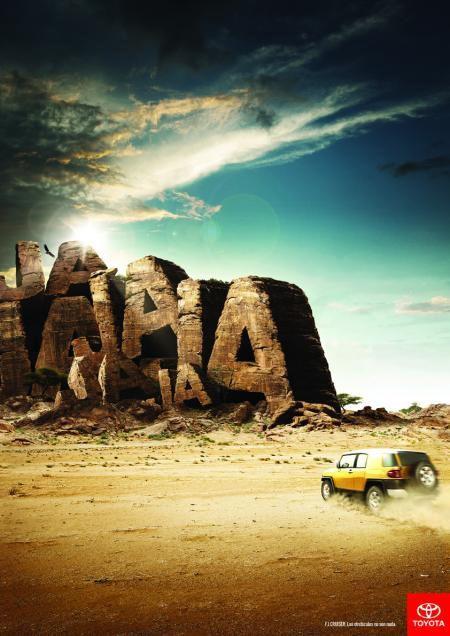 Toyota | Publicidad