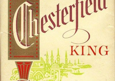 Chesterfield: El tabaco a través de una vida