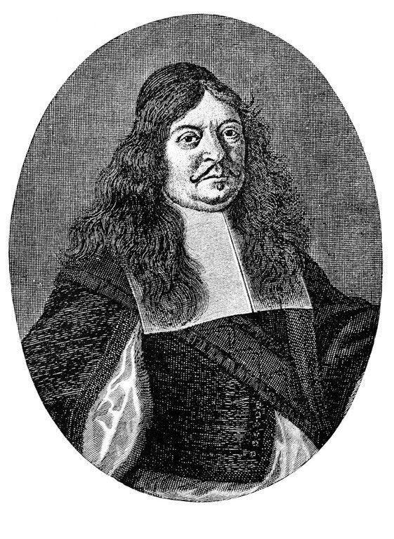 Christian Hoffmann von Hoffmannswaldau, Alemania, 1617-1679