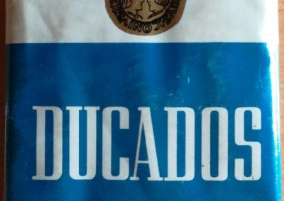 Ducados: El tabaco a través de una vida