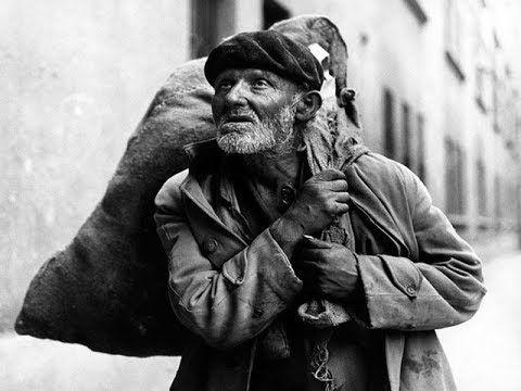 El hombre del saco del libro Jornalero, ebanista, revisor y camarero