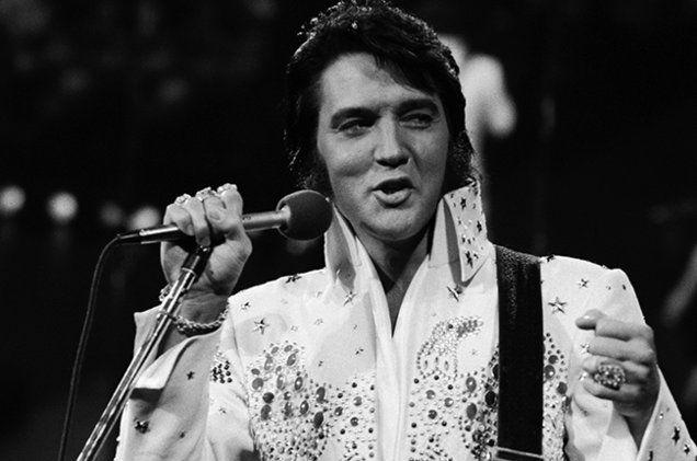 Elvis Presley acerca de la imagen y el fracaso