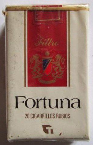 Fortuna: El tabaco a través de una vida