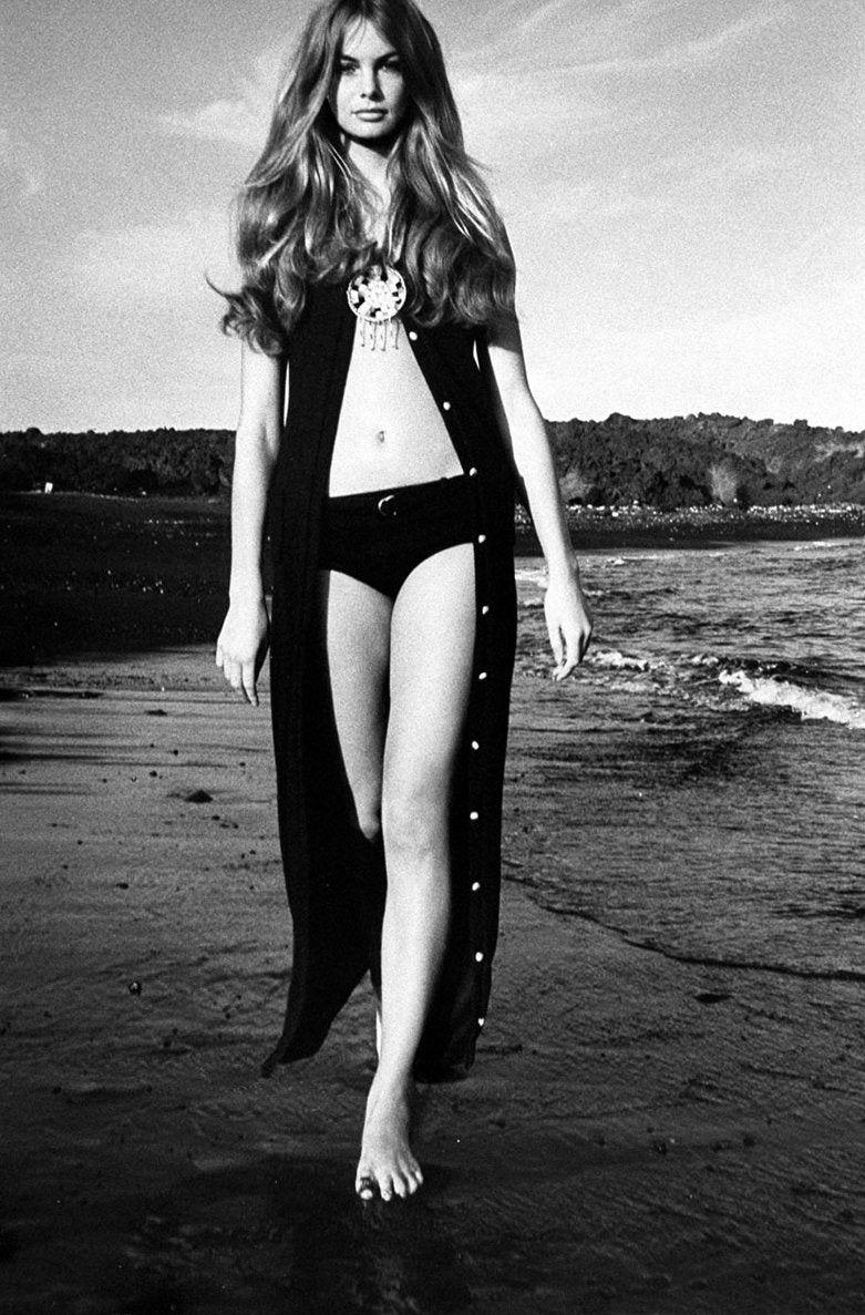 Jean Shrimpton, Reino Unido, 1942
