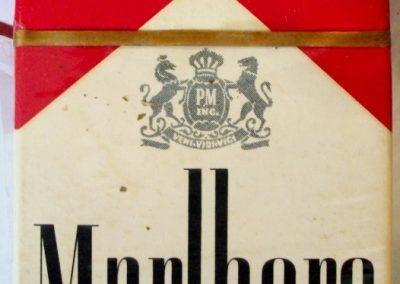 Malboro: El tabaco a través de una vida