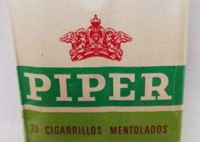 Piper: El tabaco a través de una vida