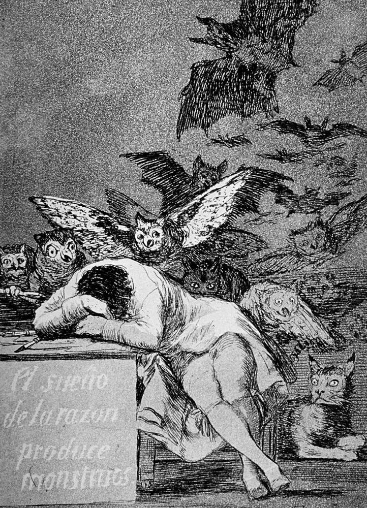 Sueño recurrente del libro Jornalero, ebanista, minero, revisor y camarero