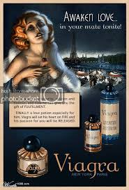 Nuevos productos y publicidad vintage: Viagra