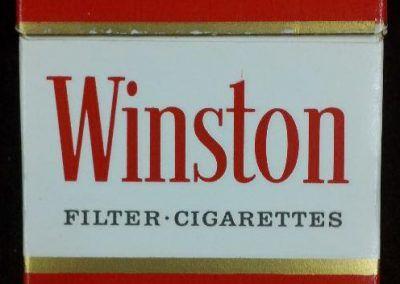 Winston: El tabaco a través de una vida
