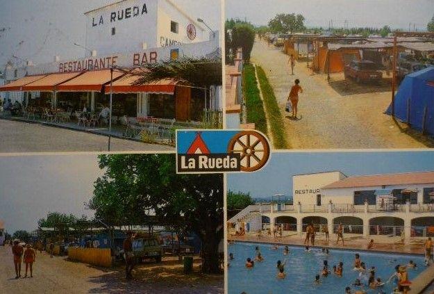 Camping La Rueda, Cubellas, Tarragona