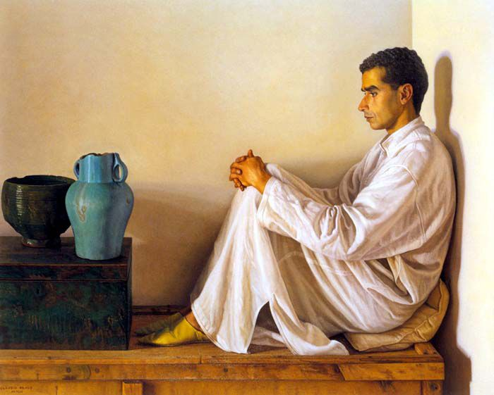 Claudio Bravo, Chile, 1936-2011