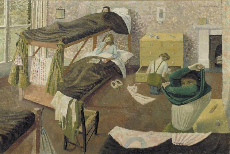 Evelyn Dunbar, Berkshire, 1906-1960
