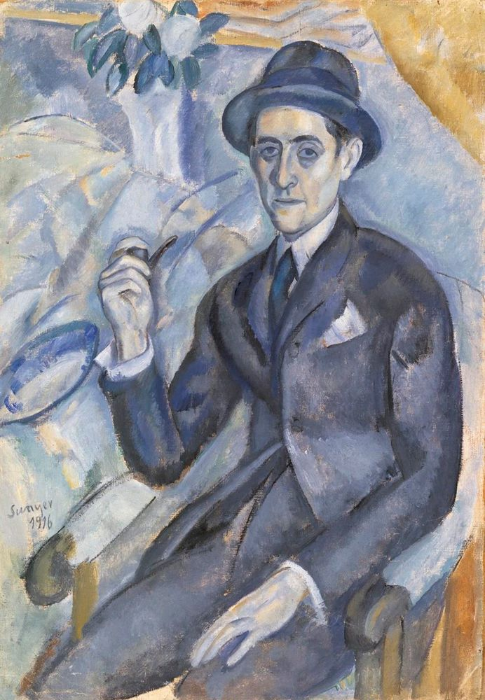 Joaquim Sunyer Miró, Barcelona, 1874-1956
