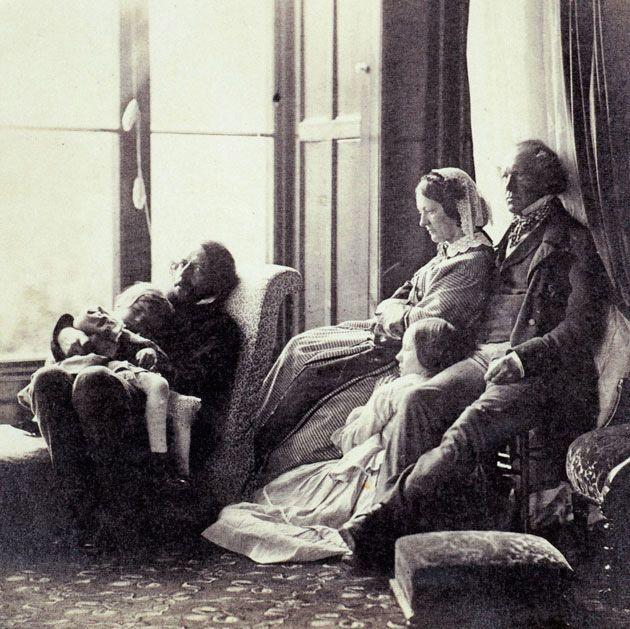Lewis Carroll y Charles Lutwidge Dodgson