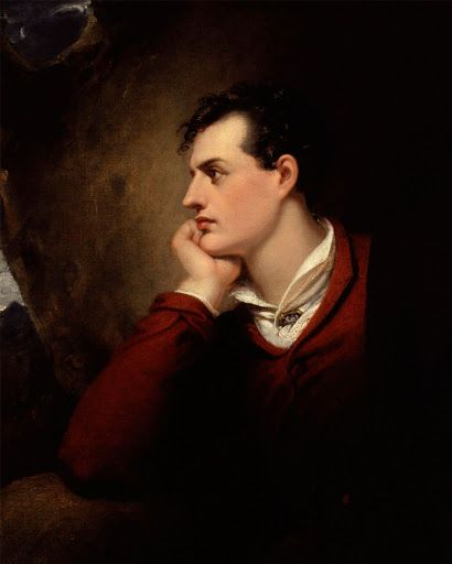Lord Byron y la vida