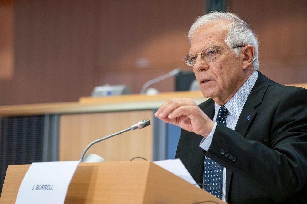 Discursos de Josep Borrell