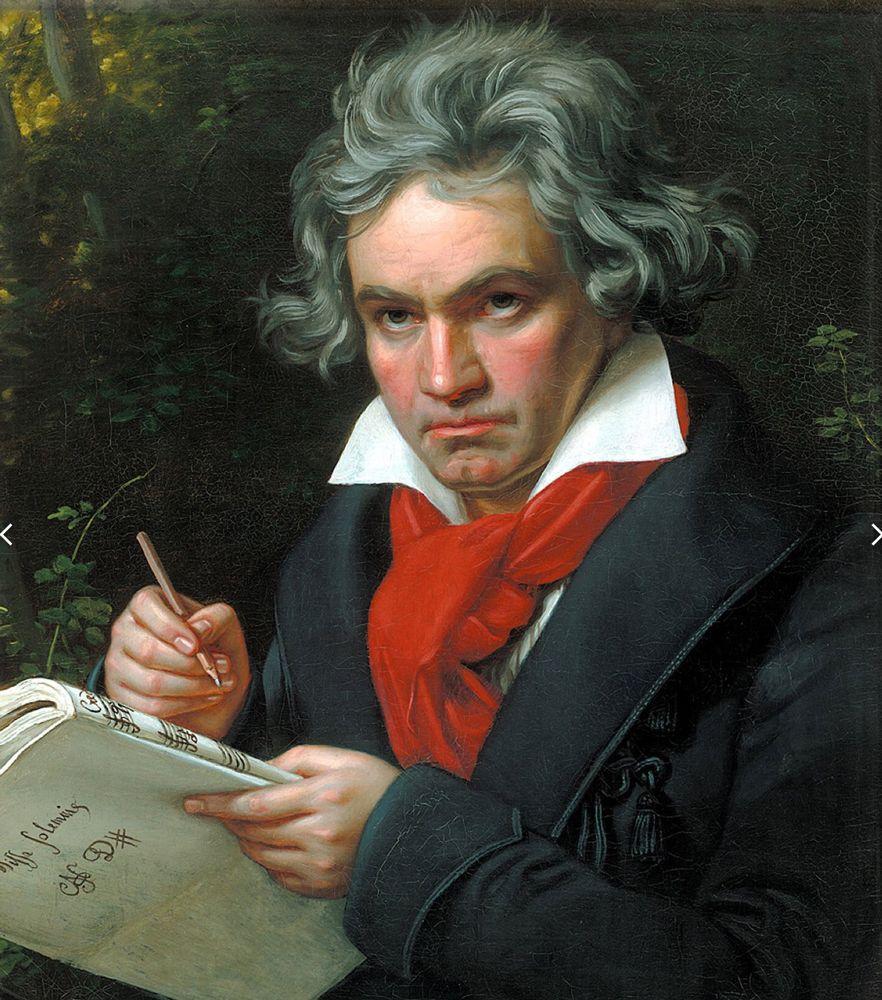 Joseph Karl Stieler, Alemania, 1781-1858