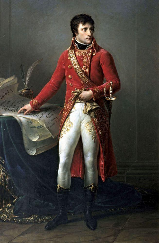 Napoleón Bonaparte y las opiniones