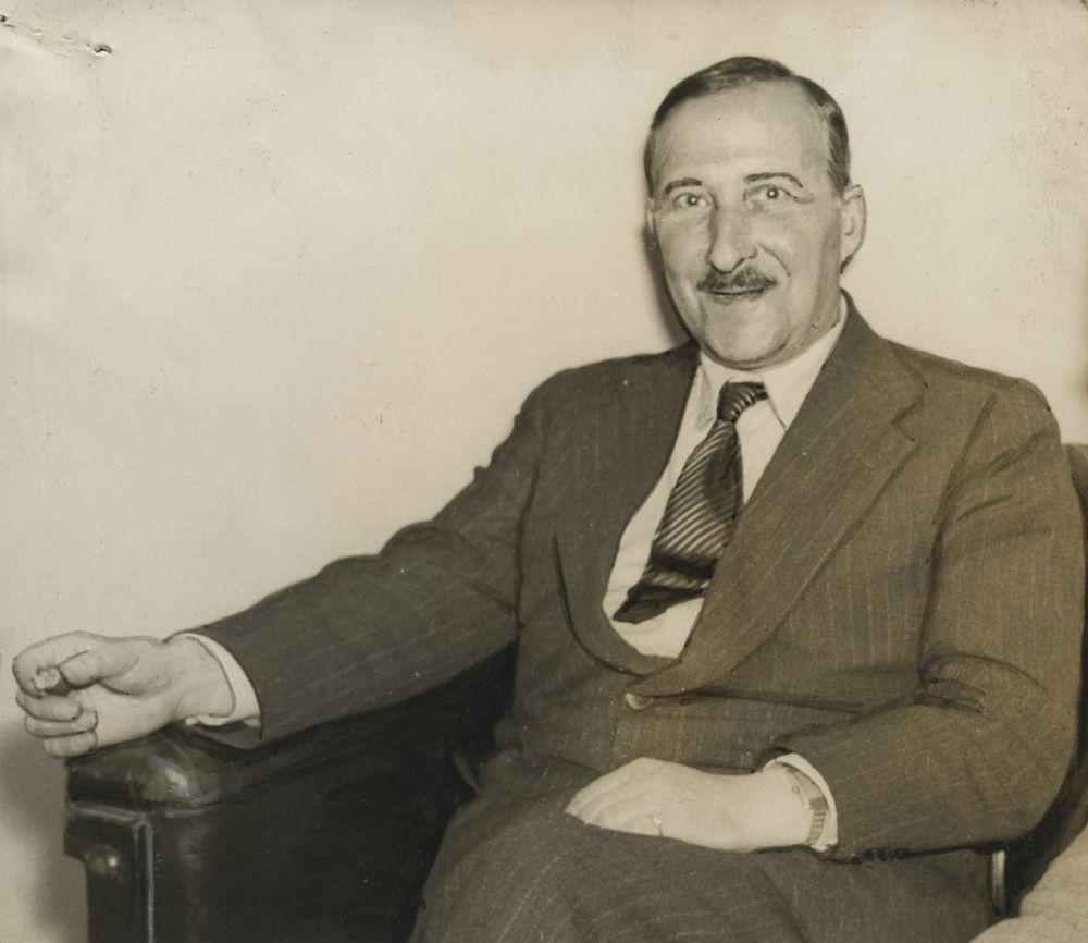 Stefan Zweig y las estafas