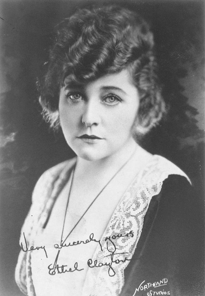 Ethel Clayton, Illinois, 1882-1966