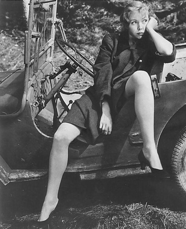 Gloria Grahame, Los Angeles, 1923-1981