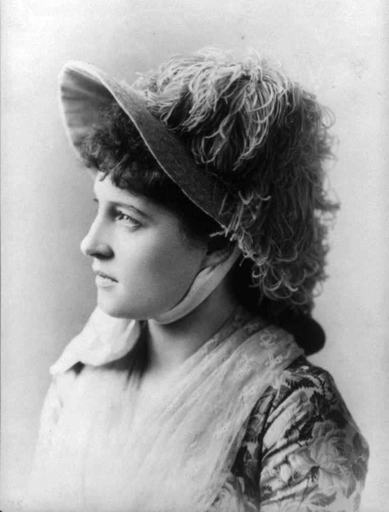Lillie Langtry, Inglaterra, 1853-1929