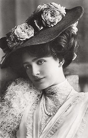 Ellas - Lily Elsie, Inglaterra, 1886-1962
