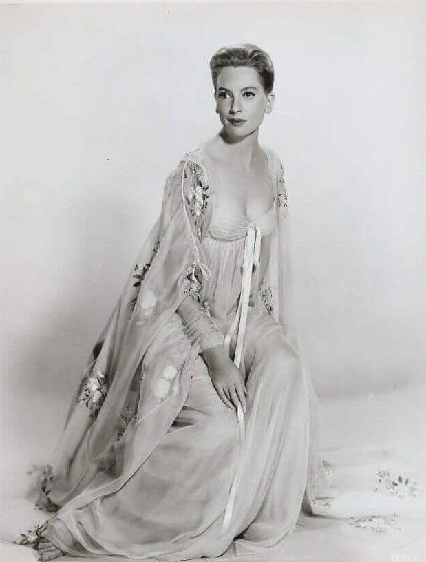 Deborah Kerr, Escocia, 1921-2007