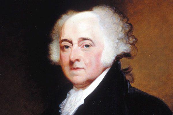 John Adams y los bancos