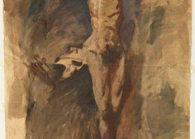 1930, La Crucifixión de Pablo Picasso