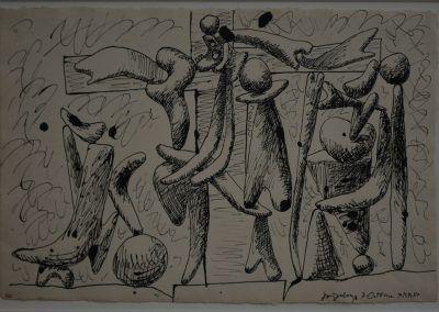 1932, Crucifixión de Pablo Picasso