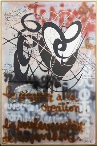 Alain Satié, poesía visual