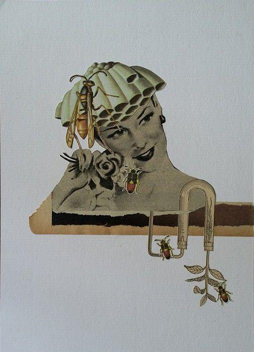 Andrea Burcaizea, poesía visual