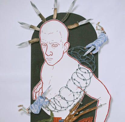 Antonio Fernández Alvira, poesía visual