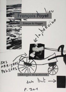 François Poyet, poesía visual