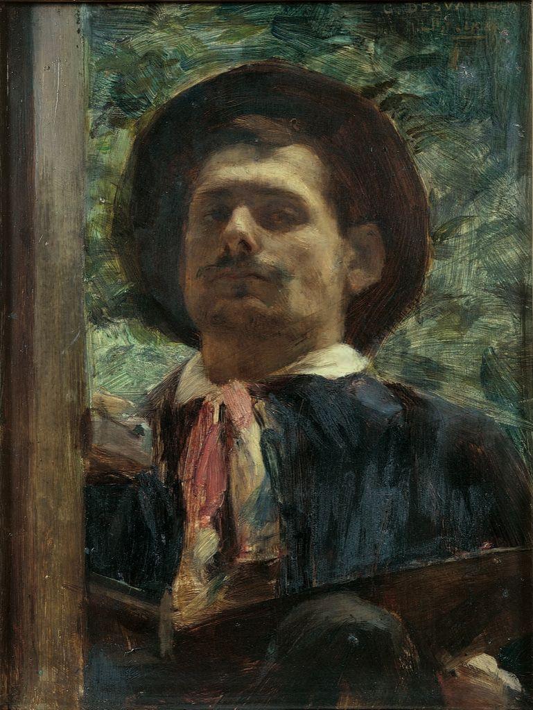George Desvalliéres, Francia, 1861-1950