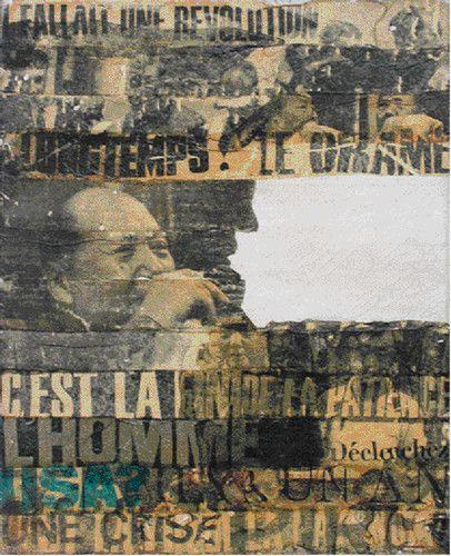 Gil J. Wolman, poesía visual